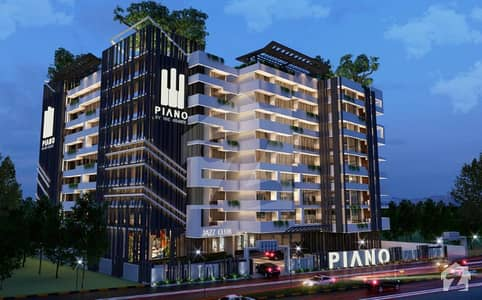 Piano By The Grande Offers 2 Br Appartment On Installment Plan.