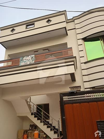 8 Marla Brand New One And Half Storey House For Sell  At Ideal Location Airport Housing Society Sector 4