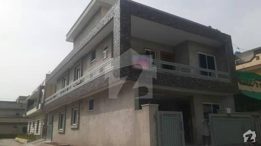8 Marla House Is Available In Soan Garden