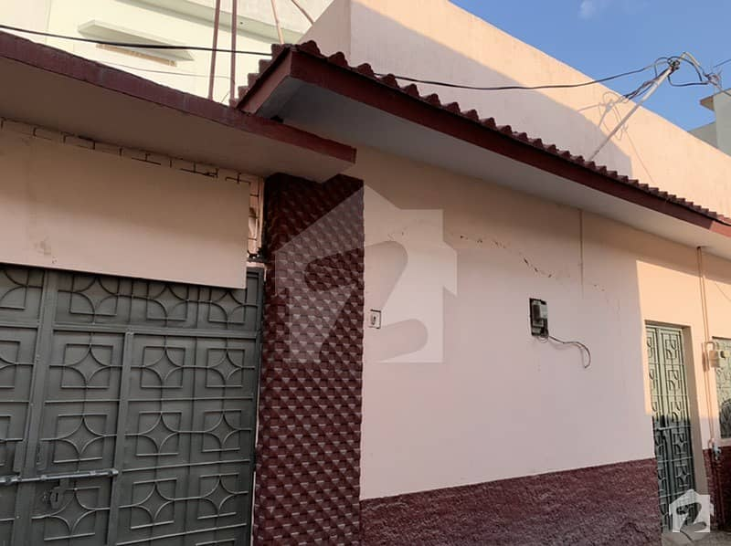 5 Marla Single Storey House Near Karakuram High Way