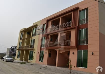 5 Marla Luxury Apartment For Sale In Zaamin City Lahore