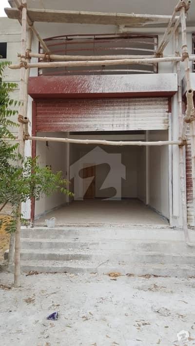 گلشنِ معمار - سیکٹر وائے گلشنِ معمار گداپ ٹاؤن کراچی میں 1 مرلہ دکان 1.2 کروڑ میں برائے فروخت۔
