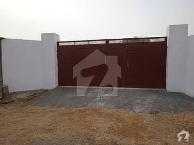 گداپ ٹاؤن کراچی میں 3 کمروں کا 2 کنال فارم ہاؤس 50 لاکھ میں برائے فروخت۔