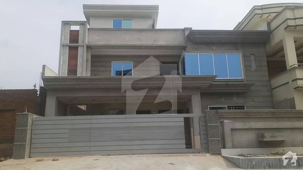 Stunning House Is Available For Sale In Soan Garden