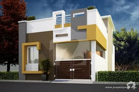 3 Marla Single Story Modern House