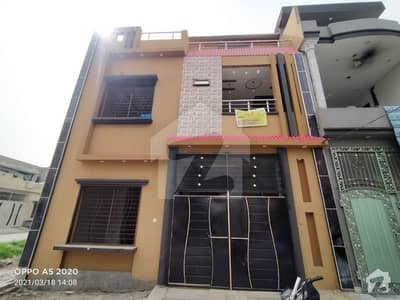 Al Ahmad Garden G. t Near Ring Road 4 Marla Double Storey New House