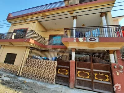 Beauty Full  Double Storey House For Sale In Ali Pur Islamabad