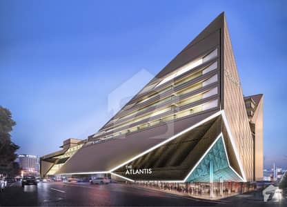 2 Bedrooms Luxury Apartments On Installments In The Atlantis Mall & Residencia