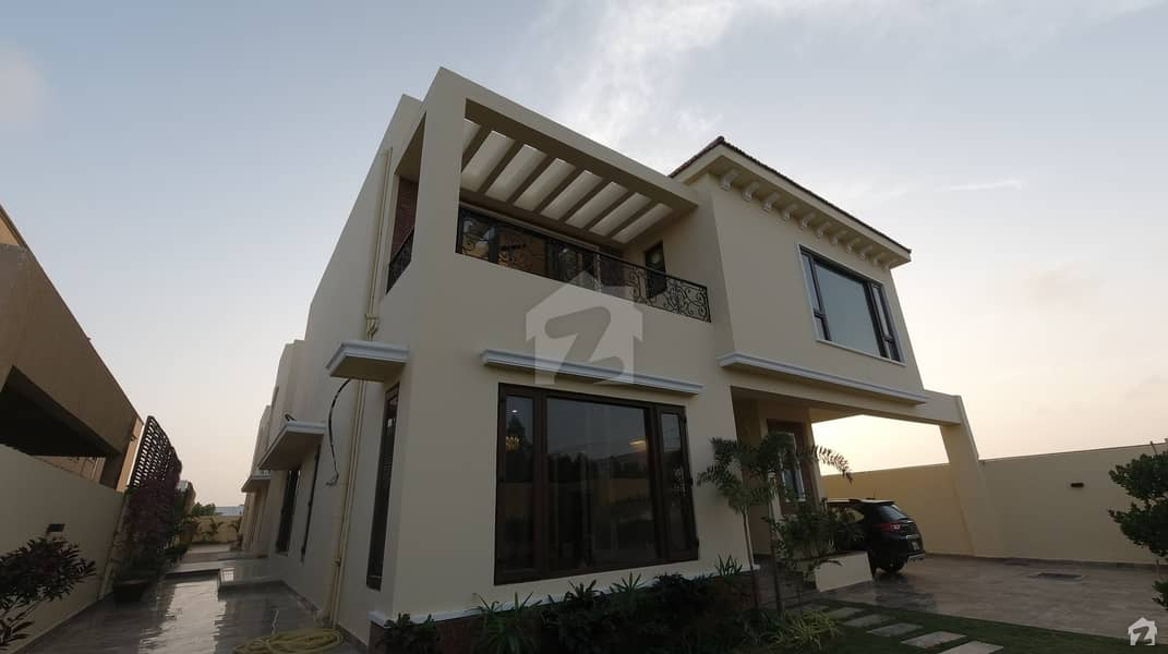 Brand New Architecture Desgin And  Luxurious House For Sale In Dha Phase 8 Karachi