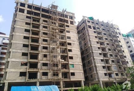 ابراهیم هیون جناح ایونیو کراچی میں 3 کمروں کا 8 مرلہ فلیٹ 1.6 کروڑ میں برائے فروخت۔