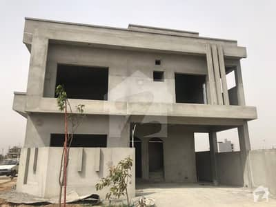 D Block House Structure For Sale In Top City Islamabad