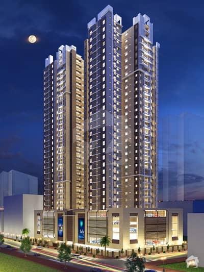 Elegant & Lavish Apartments On Booking Is Available On 50 Easy Installment Near Johar Mor