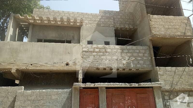 کورنگی ۔ سیکٹر 50-اے کورنگی کراچی میں 9 کمروں کا 10 مرلہ مکان 1.7 کروڑ میں برائے فروخت۔