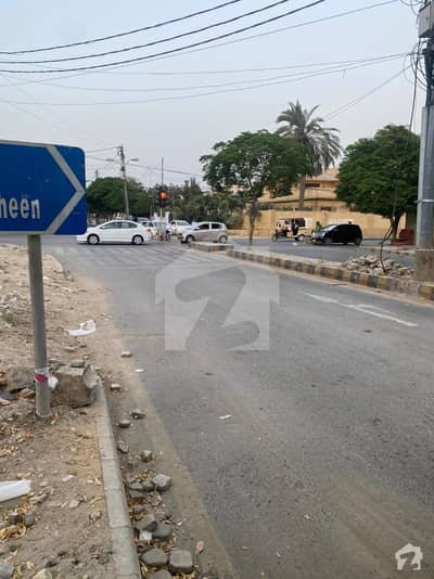 Phase 5 Khyban-e-shaheen Corner Plot 515 515 Yard Pair Plot Is Available For Sale