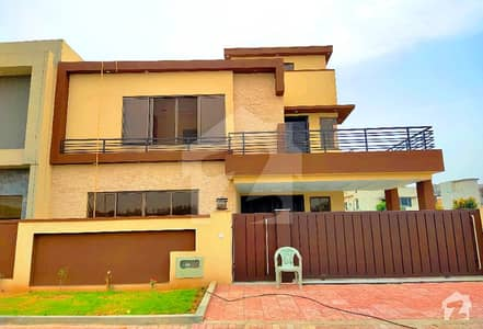 Semi Furnished Outstanding House At Boulevard