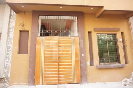 مظفر کالونی فیصل آباد میں 3 کمروں کا 9 مرلہ مکان 60 لاکھ میں برائے فروخت۔
