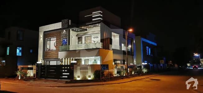 12 Marla Corner Luxurious Designer Built Furnished House For Sale