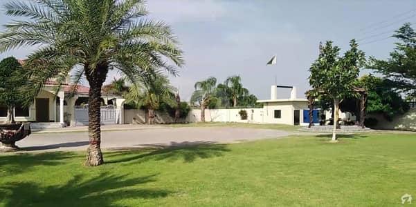 ملٹی ریزیڈنشیا اینڈ آرچرڈز اسلام آباد میں 5 کنال فارم ہاؤس 1.65 کروڑ میں برائے فروخت۔