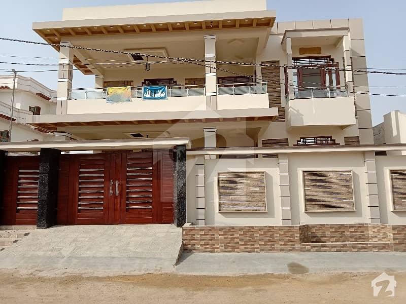 سعدی ٹاؤن - بلاک تین سعدی ٹاؤن سکیم 33 کراچی میں 5 کمروں کا 16 مرلہ مکان 4 کروڑ میں برائے فروخت۔