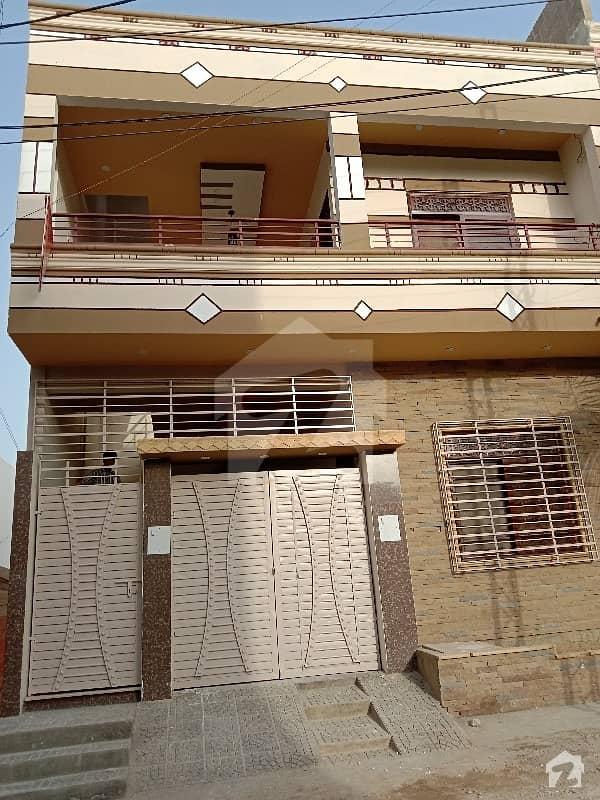 سعدی ٹاؤن سکیم 33 کراچی میں 4 کمروں کا 5 مرلہ مکان 1.55 کروڑ میں برائے فروخت۔