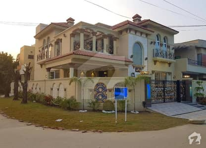 13 Marla Owner Build Corner  Bungalow For Sale In Air Avenue  By Syed Brothers