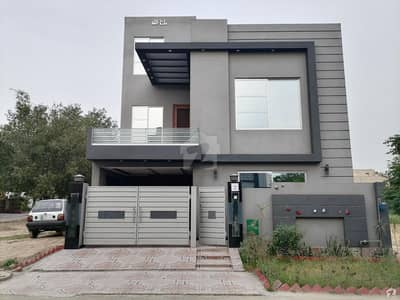 6 Marla House In Bahria Town For Sale At Good Location