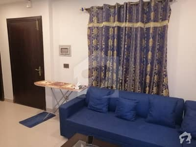 One Bedroom Apartment Fully Furnished For Rent Bahria Town Rawalpindi