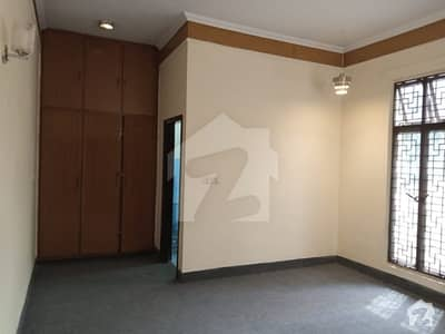 One Kanal Single Storey House Available For Rent