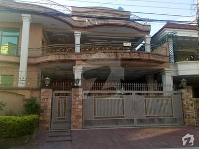 1 Kanal House For Sale In Gulraiz Housing Scheme