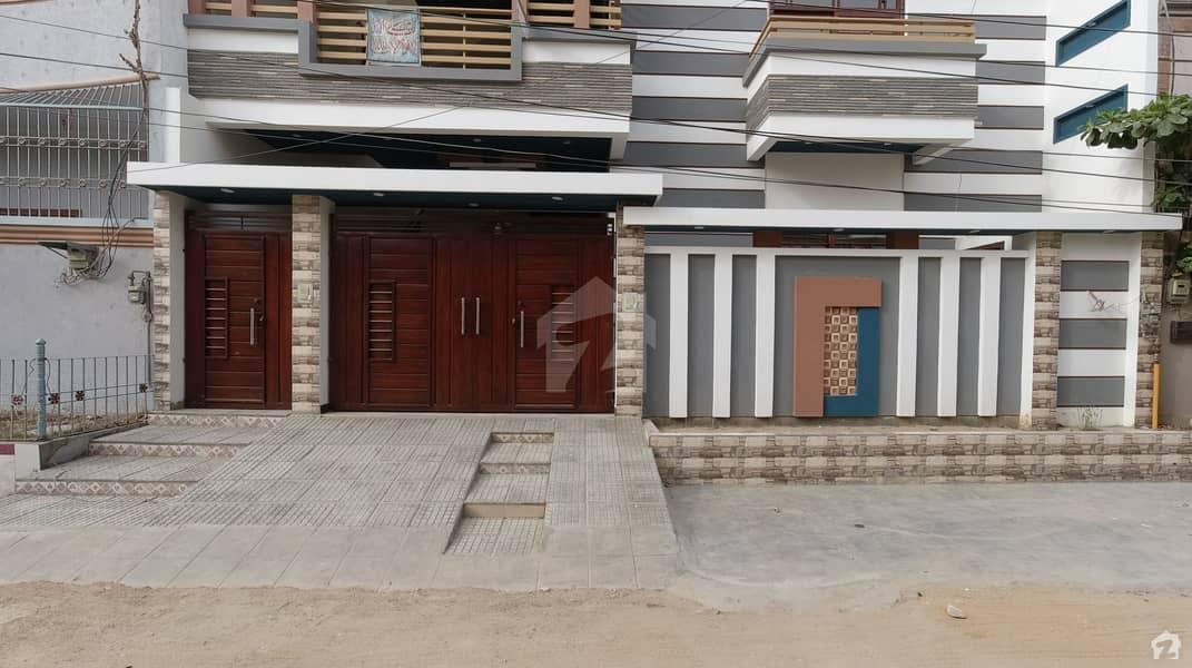 سادی ٹاؤن - بلاک 5 سعدی ٹاؤن سکیم 33 کراچی میں 6 کمروں کا 10 مرلہ مکان 2.69 کروڑ میں برائے فروخت۔