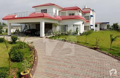 Chakshehzad 20 Kanal Built Developed Farm House Available For Sale