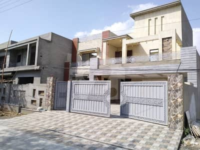Brand New 1 Kanal House Is Up For Sale Near Masjid & Park  Ready After 20 days.