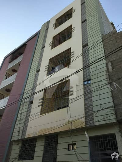 Flat For Sale In Sector 5-a/2, North Karachi