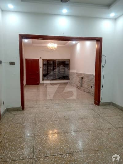 G8-2 Nayyab Location House Front Open For Sale