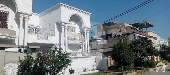 1125  Square Feet House In Abul Hassan Isphani Road Is Best Option