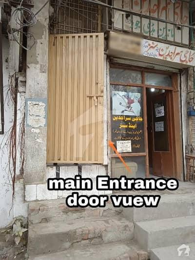 چوبرجی لاہور میں 1 کمرے کا 2 مرلہ فلیٹ 35 لاکھ میں برائے فروخت۔
