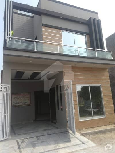 3.5 Marla Double Storey House Ideal And Hot Location
