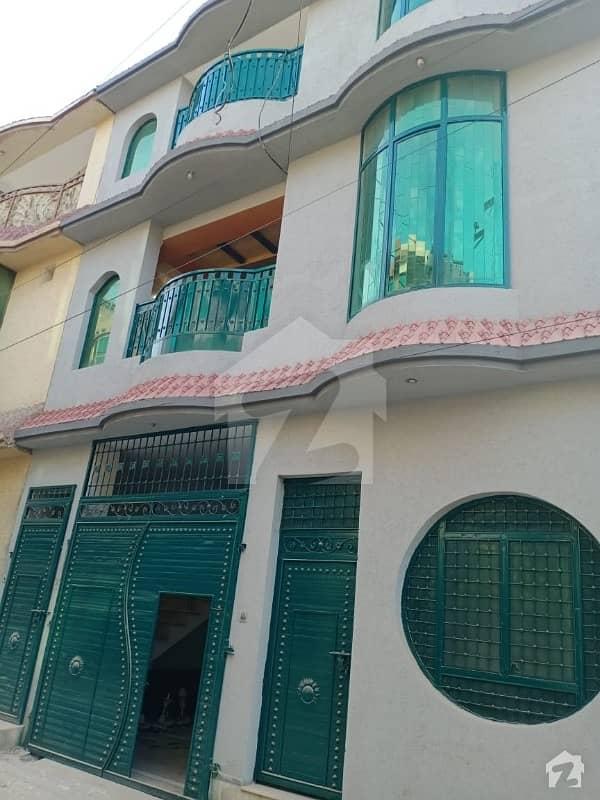 5 Marla Double Storey House For Rent On Warsak Road Peshawar