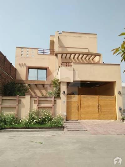 موٹروے سٹی فیصل آباد میں 5 کمروں کا 7 مرلہ مکان 1.35 کروڑ میں برائے فروخت۔