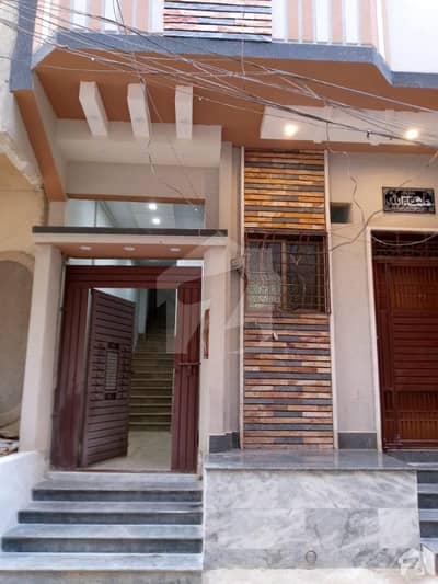Become Owner Of Your Upper Portion Today Which Is Centrally Located In Gulberg Town In Karachi