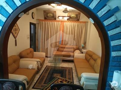 1000  Square Feet Flat Situated In Saddar Town For Sale