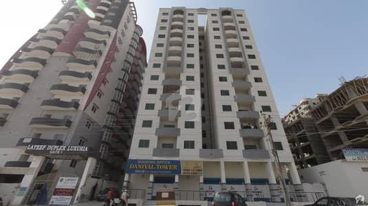 سکیم 33 کراچی میں 2 کمروں کا 4 مرلہ فلیٹ 70 لاکھ میں برائے فروخت۔