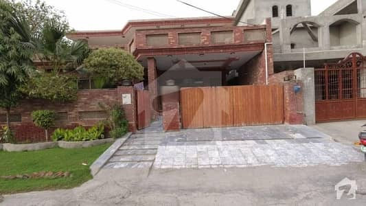 One Kanal Double Storey House 5 Bedrooms West Open House