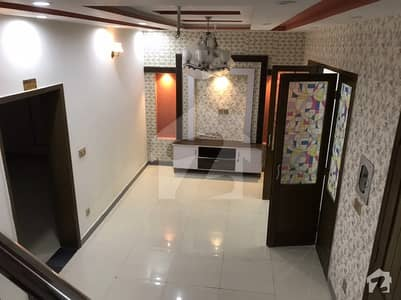 5 Marla Brand New Triple Storey House For Rent In Wapda Town Phase 1.