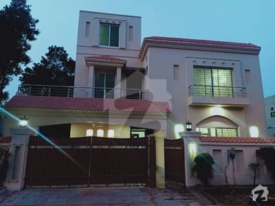 12 Marla Luxury House For Sale In Janiper Block Sector C Bahria Town Lahore
