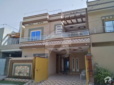 8 Marla Brand New Spanish House With Solid Construction At Good Location Near Main Boulevard