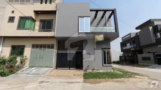 Formanites Housing Scheme 3 Marla House Up For Sale