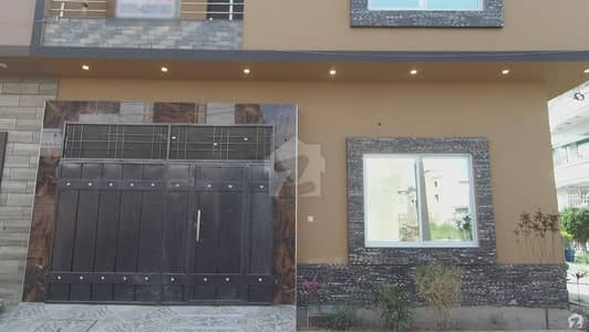 4 Marla Brand New Beautiful Design Corner Bungalow Is For Sale At Lahore Medical Housing Society