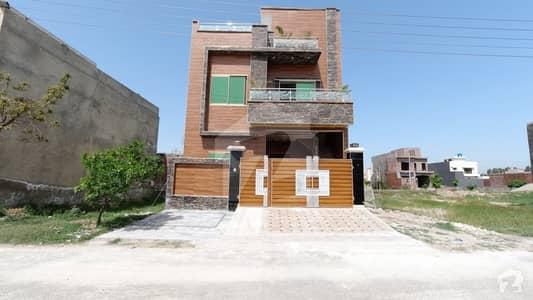 ایس اے گارڈنز فیز 2 ایس اے گارڈنز جی ٹی روڈ لاہور میں 5 کمروں کا 5 مرلہ مکان 1.1 کروڑ میں برائے فروخت۔