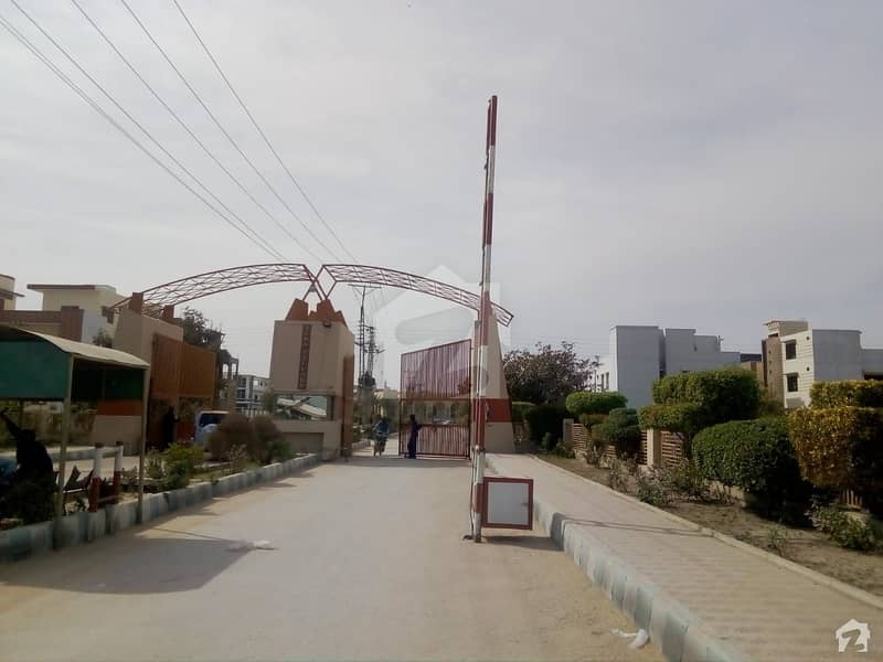 1350 Sq Feet Plot For Sale Available At Isra Village Housing Scheme Hyderabad